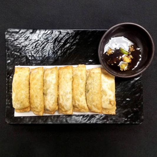 A7. Deep Fried Korean Style Dumpling