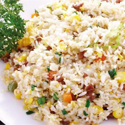 H17. Beef Fried Rice 牛肉炒饭