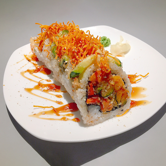 Crazy Veggie Roll