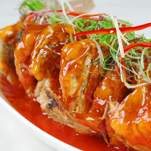 F14. Sweet Sour Fish 糖醋鱼