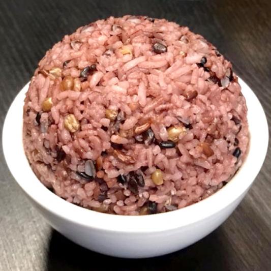 R10. Steamed 5 Grains Rice