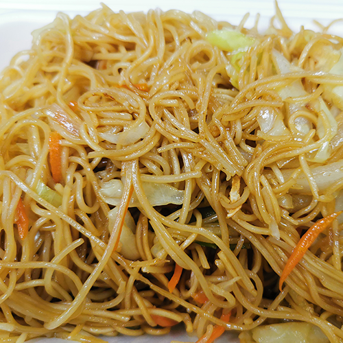19. Vegetable Chow Mein