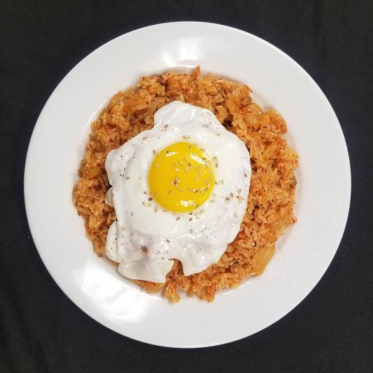 R4. Kimchi Fried Rice