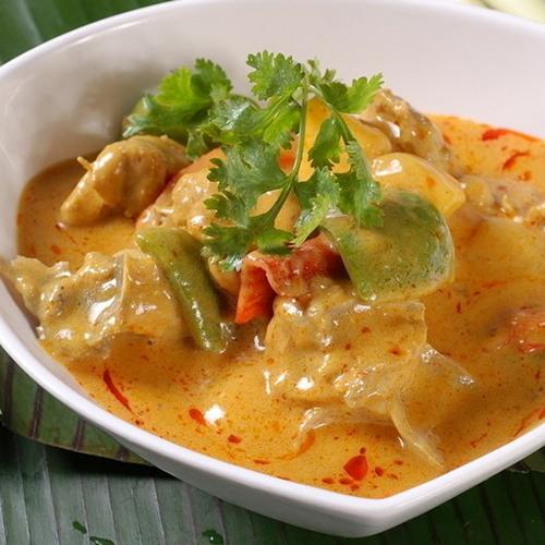 A25. Curry Lamb 咖喱 羊肉