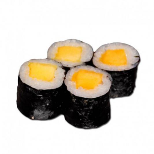 1. Mango Roll (6 pcs)
