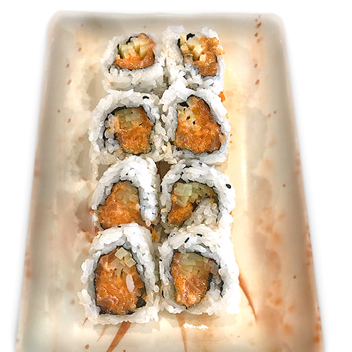22. Spicy Crunch Roll (8 pcs)