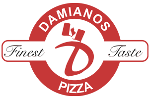 Damianos Pizza - Langley logo