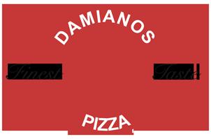 Damianos Pizza - Langley logo
