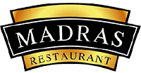 MADRAS RESTAURANT - True Taste of South India logo