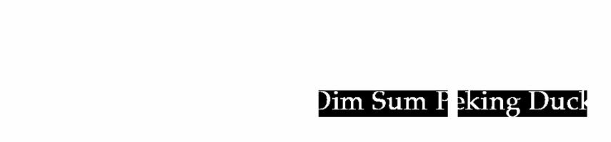 M Bistro Dim Sum logo