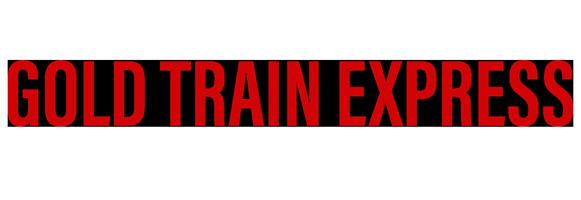 Gold Train Express (3320 Kingsway) logo