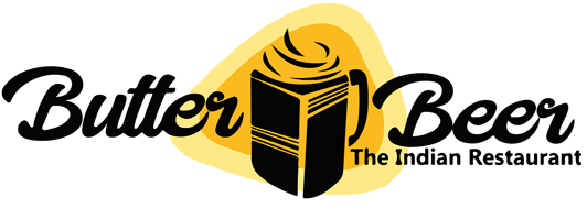 BUTTERBEER - The Indian Restaurant logo