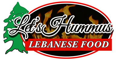 Let's Hummus logo