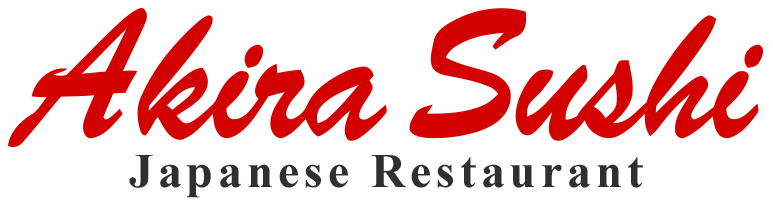 Akira Sushi logo