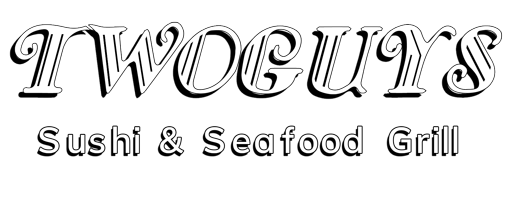 Two Guys - Sushi and Seafood Grill logo