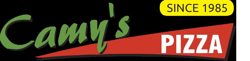 Camy`s pizza (5688 Fraser St., Vancouver) logo