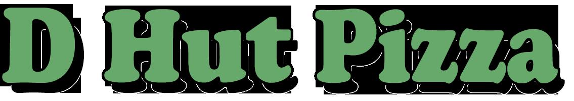 D Hut Pizza logo