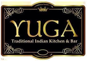 Yuga Traditional Indian Kitchen logo