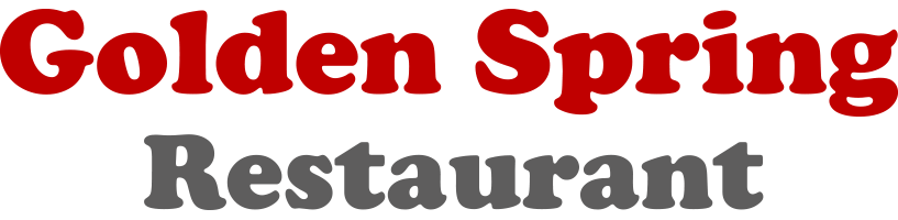 Golden Spring Restaurant  logo