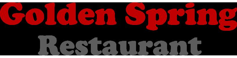 Golden Spring Restaurant  logo