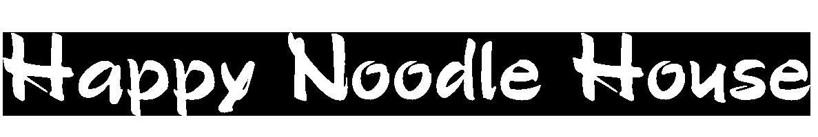 Happy Noodle House logo