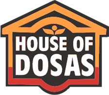 House of Dosas logo