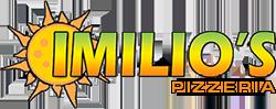 IMILIO'S PIZZERIA logo
