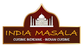 India Masala logo