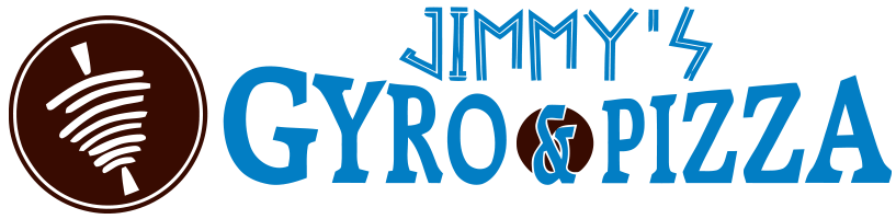 Jimmy's Gyro and Pita logo