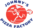 Johnny's pizza factory logo