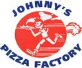 Johnny's pizza factory logo