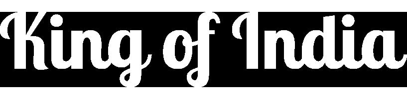 King of India logo