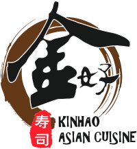 Kinhao Sushi logo