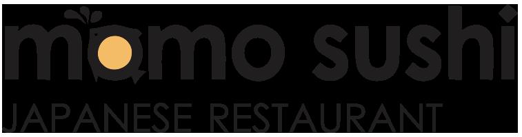 Momo Sushi Downtown logo