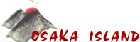 Osaka Island logo