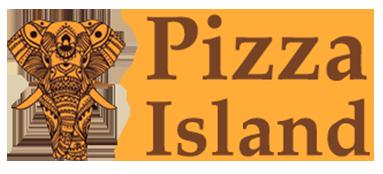Pizza Island logo