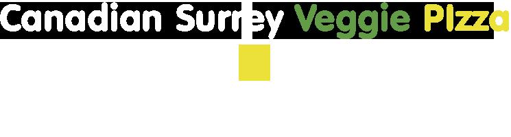 Canadian Surrey Vegie Pizza logo