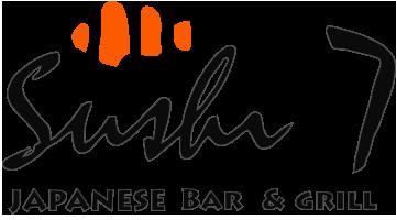 Sushi 7 logo