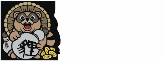Tanuki Kyoto Sushi logo
