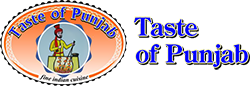 Taste of Punjab logo