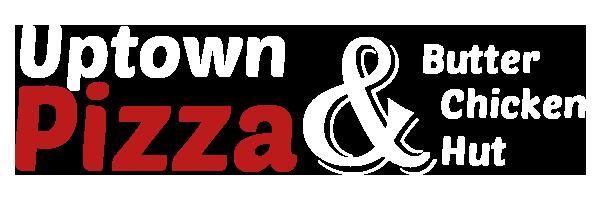 Uptown Pizza & Butter Chicken Hut logo