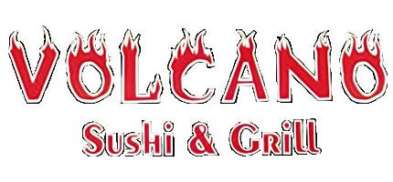 Volcano Sushi logo