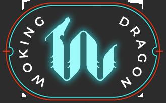 Woking Dragon Maple Ridge logo