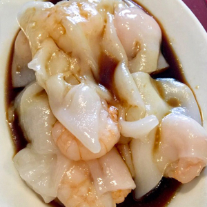 M4. Shrimp Rice Noodle Roll