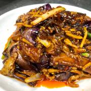 339. Yu Shiang Eggplant 魚香茄子