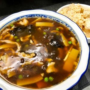 Crispy Puffed Rice Wo Ba 鍋粑