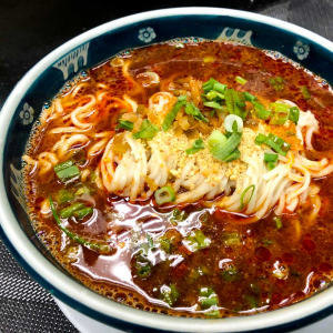 430. Noodles in Chili Peanut Sauce 擔擔麵