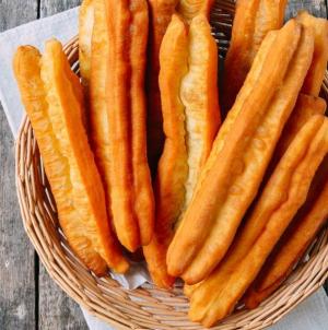 389. Youtiao (Deep Fried Dough Sticks)