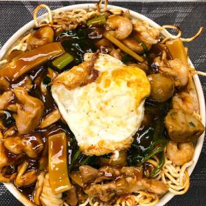 392. Special Noodles 招牌炒麵