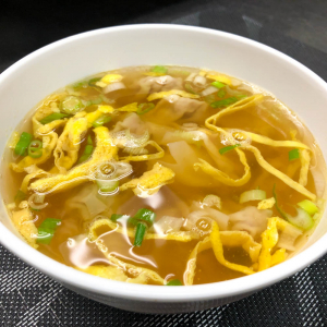 51. Wonton Soup 雲吞湯